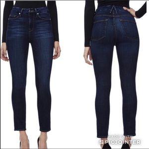 Good AmericanGood legs skinny Jeans size 25